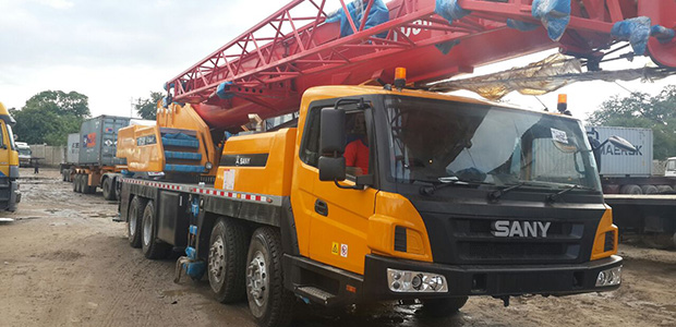 Cranes and Loaders
