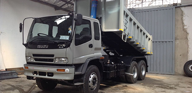 Shanga Tipper Body