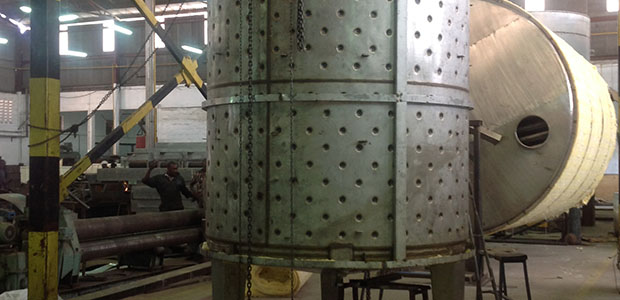 Stainless Steel Jacketed Vessels